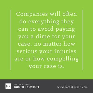 companies avoid payment