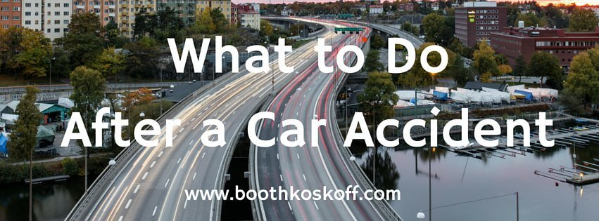 What To Do After A Car Accident Torrance Personal Injury Lawyer